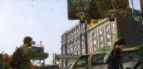 Vídeo de 'Last of Us' é exibido no intervalo de 'Walking Dead'