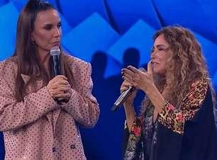 Daniela Mercury fala de política e deixa Ivete 'sem graça'