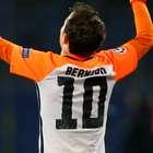 Bernard faz golaço sob olhar de Tite, e Shakhtar vence City