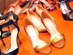 bffdc3499 Flávia Alessandra assinará uma coleção mensal de sapados da Shoes4you.