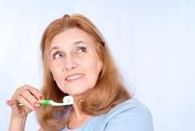 Cepillar dientes sangrado los al de encias