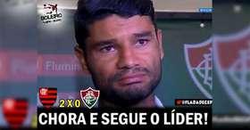 a3af8f90fd Os melhores memes da vitória do Flamengo sobre o Fluminense