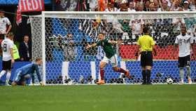 7f1265b7cd Alemanha 0 x 1 México - 2018 - A atual campeã mundial estreou com derrota  para