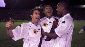 Virada histórica de 2000 do Vasco sobre o Palmeiras é utilizada por  Jorginho como incentivo para f553755c9243a