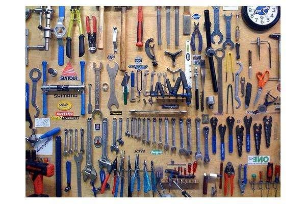 tips para organizar tus herramientas