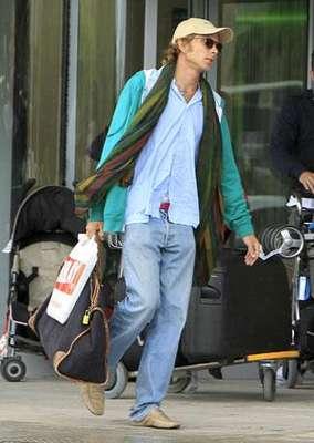 El primogénito de Carolina de Mónaco llegaba a la isla pitiusa el pasado sábado.