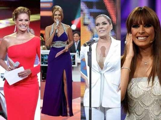 """Si tuviéramos que nombrar a una conductora de televisión como embajadora de moda y estilo, estamos seguros que Galilea Montijo no sería el ícono ideal. Mucho menos ahora que comanda el programa """"Pequeños Gigantes"""" que transmite Televisa, donde realmente ostenta su pésimo gusto para vestir. ¿O será culpa de los productores?"""