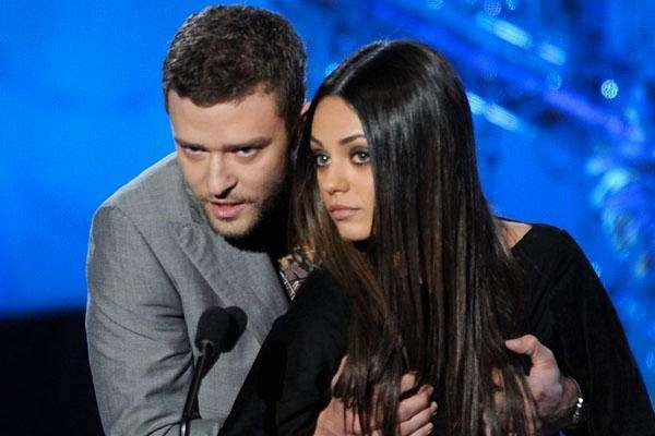 Galería: Justin Timberlake y Mila Kunis en la comedia