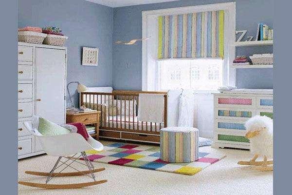 Como dise ar el cuarto para beb - Iluminacion habitacion bebe ...