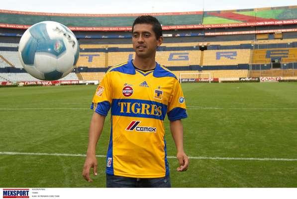 Elías Hernández viene de Pachuca y tendrá que luchar por un lugar en el cuadro de Ferretti.