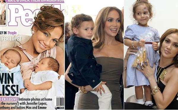 Maximilian David y Emme Maribel Muñiz son los famosos mellizos hijos de Jennifer López y Marc Anthony. Mientras sus padres se pelean por la custodia y resuelven cómo los cuidarán tras su separación, repasamos la vida de estos pequeños celebrities.