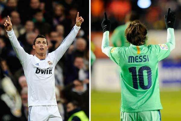 Fotos Los Autos de Cristiano Ronaldo y Messi