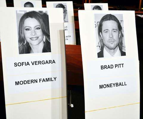 SAG Awards Sneak Peek.