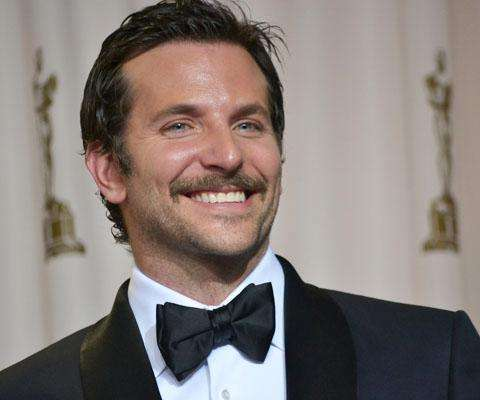 Bradley Cooper surprised us at the Oscars with his sexy mustache! The actor rocked the facial hair like a true pro, we're wondering if he took a few hints from Ricky Martin's recently trimmed 'stache.2012 Oscars Best & Worst Dressed On The Red Carpet I Jennifer Lopez and the Nip Slip That Never Was at the Oscars I Best & Worst Oscars 2012 Show Moments I Sacha Baron Cohen Drops Ashes On Ryan Seacrest at Oscars Red Carpet (VIDEO)