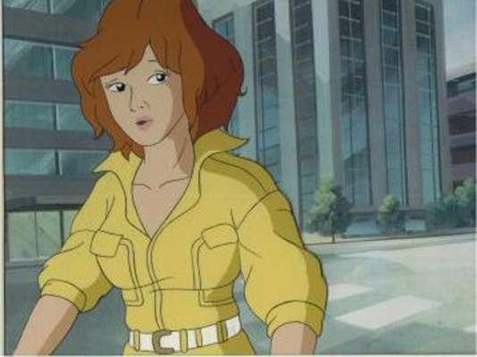 Descubre el lado femenino en algunas caricaturas y películas animadas siguiendo esta lista de bellas mujeres de la animación. April O'Neil puso el toque femenino a las aventuras de la caricatura 'Las Tortugas Ninjas'.