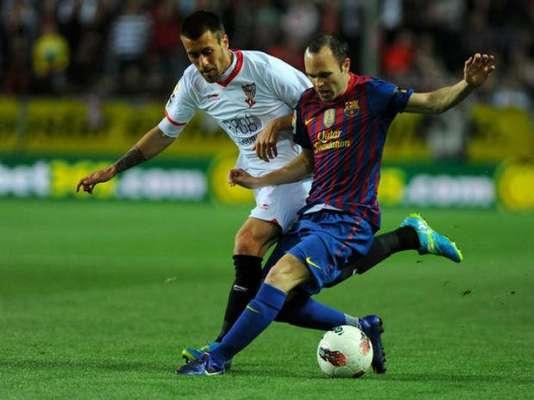 Barcelona visitó el estadio Ramón Sánchez Pizjuan para encarar en un partido complicado al Sevilla.
