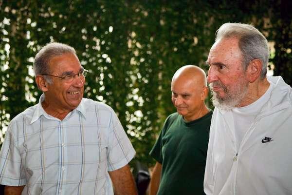 7 de julio de 2010: Visita el Centro Nacional de Investigaciones Científicas, el mismo día del anuncio de liberación de 52 presos políticos. La noticia de la visita se publicó tres días después.