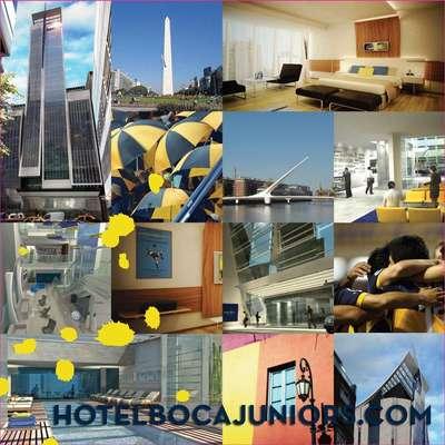 Boca Juniors inauguró oficialmente en Buenos Aires el primer hotel temático del mundo de un equipo de fútbol, que hospedará no sólo a aficionados y turistas sino también al equipo auriazul.