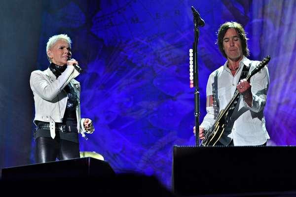 Tras 17 años de ausencia, Lima volvió a remecerse con la presencia de Roxette en un vibrante concierto en el que casi 10 mil almas rememoraron las canciones más populares de este dúo sueco, que causó furor a finales de los ochenta e inicios de la década del noventa.