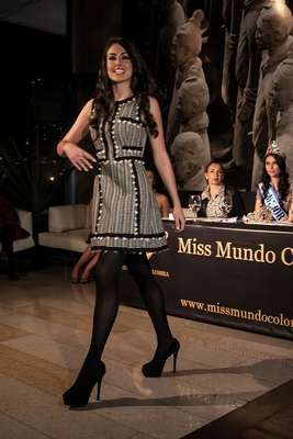 Bárbara Turbay es la actual Miss Mundo Colombia 2012, que representará al país el Miss Mundo, el 18 de agosto en la ciudad de Ordos, en China.