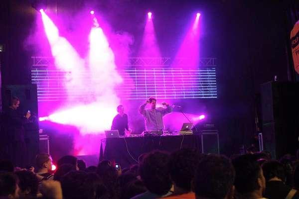 Revive las mejores imágenes del concierto de 'Surtek Colletive' y 'Pauchi Sasaki' en 'La Noche en Blanco 2012'