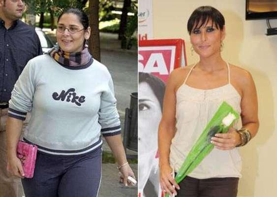 Rosa López ha estilizado su figura desde que entró a Operación Triunfo hace diez años