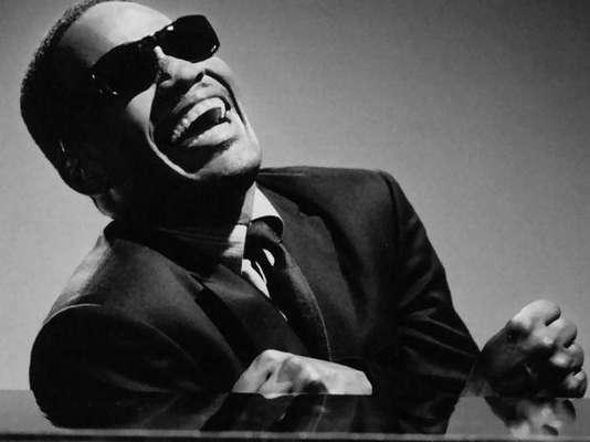 Ray Charles.