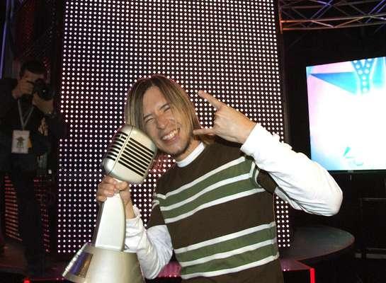 """Ramiro Saavedra, más conocido como el Kurt Cobain Peruano, es el primer ganador de """"Yo Soy""""."""