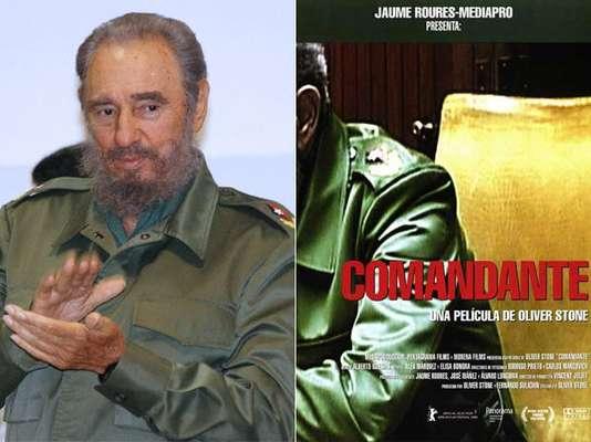 Fidel Castro se ha convertido en una figura prácticamente icónica, por lo que ha sido retratado tanto en documentales como en películas, en los cuales se ha contado una buena parte de su vida. A continuación, te presentamos las historias que han llevado la vida de Fidel a la televisión y al cine.