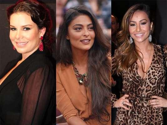 Fernanda Souza, Juliana Paes e Sabrina Sato são algumas famosas que não abrem mão das receitas caseiras para manter a cútis bonita e saudável