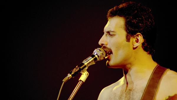 Freddie Mercury: Sin duda él es uno de los grandes músicos de la historia y durante mucho tiempo se rumoró sobre su condición sexual, aunque Freddie nunca hizo una declaración sobre eso, fue un día antes de su muerte cuando se confirmó el rumor. Sus amigos y compañeros confirmaron que era gay pero que nunca se consideró un ícono para la comunidad gay.