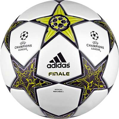 The new seasons are coming soon and designers have given their best to present the balls for the 2012-2013 season in the best leagues in the world. This will be the one for the Champions League.