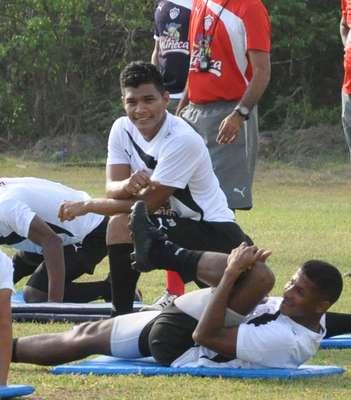 Junior ultimó detalles para el juego de ida de la Superliga Postobón, que disputará este miércoles en Barranquilla ante Atlético Nacional