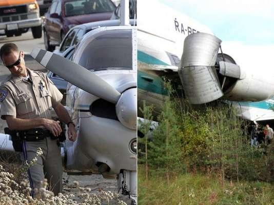 Conoce algunos incidentes aéreos que afortunadamente no han dejado daños graves ni numerosas pérdidas humanas qué lamentar. Aterrizajes forzosos que han salvado la vida de muchos viajeros y que solo les ha causado el susto. A continuación: