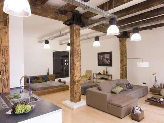 Apartamentos tipo estudio con mucho estilo for Decoracion apartamento tipo estudio