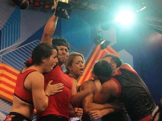 Recuerda los mejores momentos del Equipo Rojo Campeón en la impactante final de Combate.