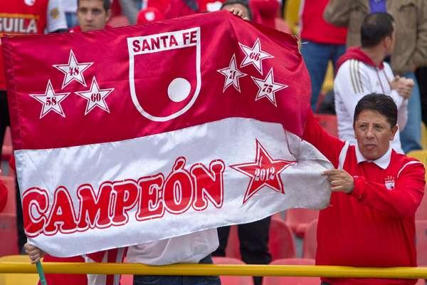 Santa Fe le ganó 2-1 al Tolima en Bogotá, en la segunda fecha de la Liga Postobón II.