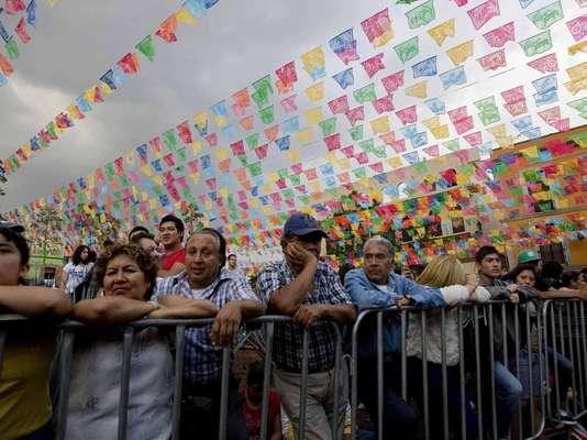 El pueblo de México despidió a la cantante Chavela Vargas con un funeral público y musical en la Plaza Garibaldi, en la capital mexicana.