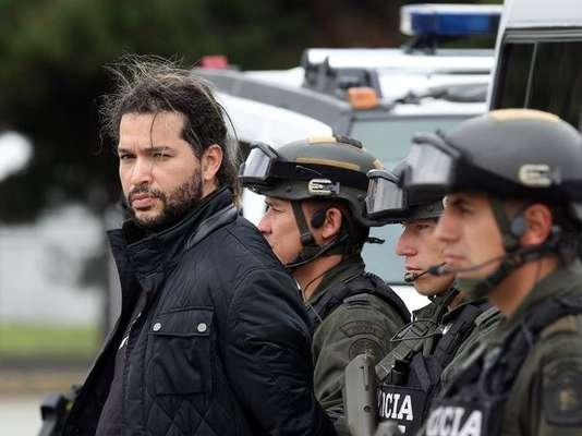 """Erikson Vargas Cardona alias Sebastián, heredero del legado delictivo de Pablo Escobar y jefe de la """"Oficina de Envigado"""", fue capturado el pasado miércoles cerca de Medellín."""