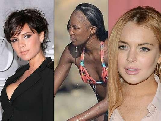 Famosas que sufren por sus extensiones y tienen alopecia - En que meses se cae mas el pelo ...
