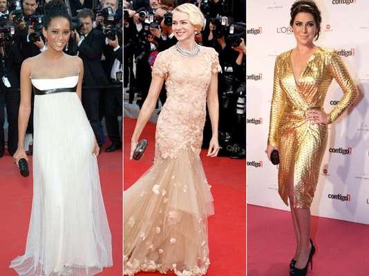 O Terra diferenciou alguns dos mais famosos modelos de vestidos. Veja