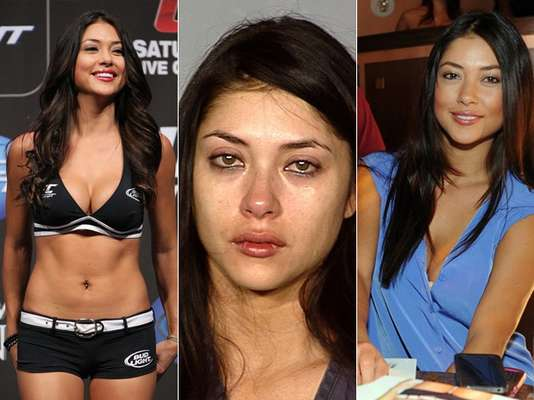 Model and UFC octagon girl, Arianny Celeste, is not just famous for her beauty in and out of the ring, but she has become controversial because of her arrest for domestic violence earlier this year. Now, a brief history of Arianny Celeste.