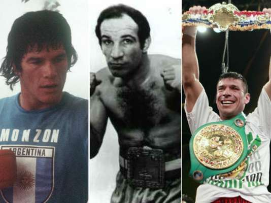 Argentina is not only a country of soccer players, it is also a land of great boxer who have left their mark across the glob. Let's go through a recap of some of the best ever.