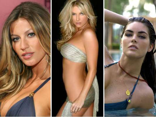 As part of Terra's end of the year coverage, we provide you some content that highlights the best and worst of the year, from the biggest scandals to the most beautiful women. Here are the gridiron goddesses; girlfriends and wives of NFL stars.