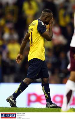 Christian Benitez missed a penalty against Estudiantes Tecos in the Apertura 2011, which whould have given the team the draw in a game they were losing 2-1.