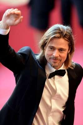 """Brad Pitt declaró en el 2009 que durante sus primeros años en Hollywood probó vario tipo de sustancias como la marihuana. """"Luego me aburrí"""", dijo."""