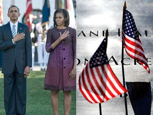 Estados Unidos recordó con recogimiento y discreción a las 3.000 víctimas de los atentados del 11 de septiembre de 2001 con actos en Nueva York, Washington y Shaksville (Pensilvania), a once años de la tragedia que sacudió al mundo. (Con textos de AFP)