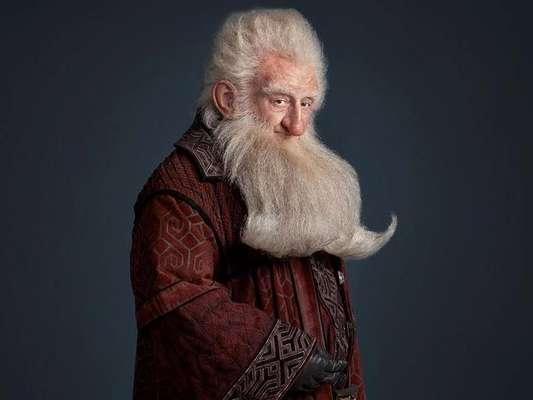 El director Peter Jackson en su página oficial de Facebook, revela estas quince imágenes de colección de su esperada película 'El Hobbit: Un viaje inesperado'. En la imagen, Balin.