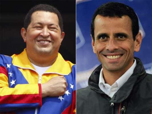 A menos de 20 días para que se realicen las elecciones presidenciales en Venezuela, Hugo Chávez y Henrique Capriles, los dos rivales más fuertes de esta contienda, buscan de diferentes maneras conseguir votos.