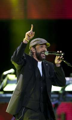 The Latin Recording Academy announced nominations for it's 13th annual Latin Grammy Awards this Tuesday in Los Angeles. Dominican singer/songwriter and producer Juan Luis Guerra leads in nominations with six. See who else took the most nods up ahead.